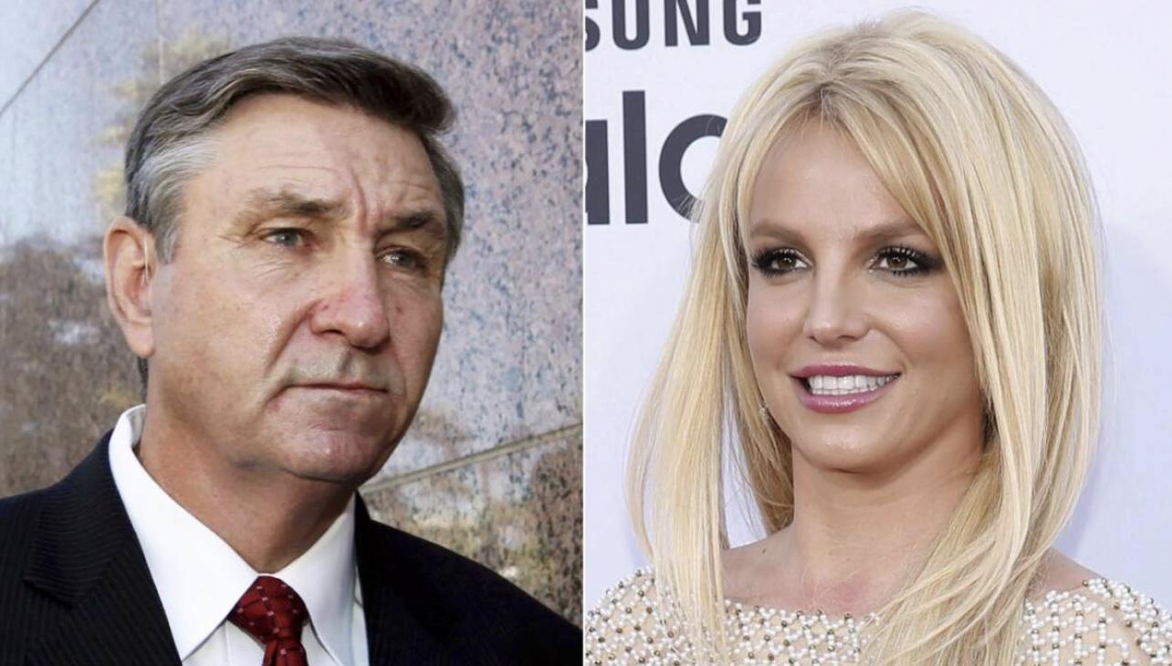 Britney Spears e il padre