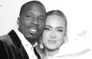 Adele e Rich Paul