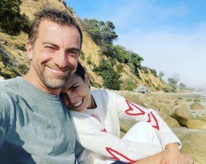 Jordana Brewster e il suo compagno
