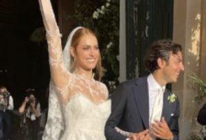 Miriam Leone sposa a Scicli