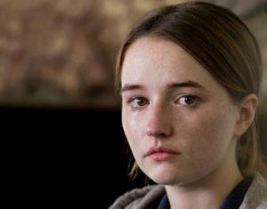 L'attrice Kaitlyn Dever