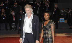 Roger Waters e la quinta moglie