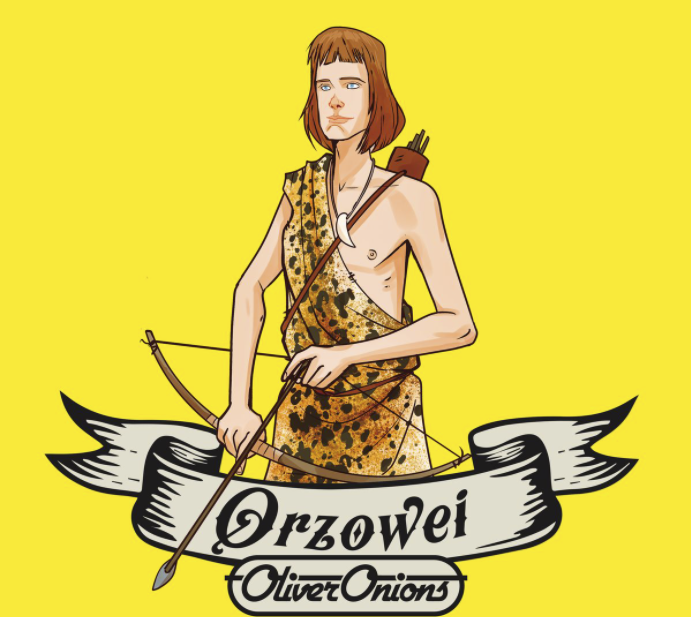Orzowei Oliver Onions