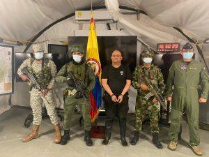 Arrestato il super narcotrafficante colombiano Otoniel