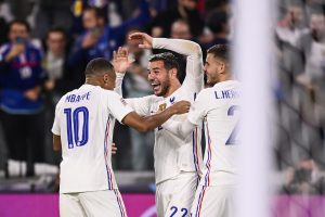 La Francia batte il Belgio in rimonta: 3-2